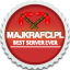 Minecraft Server icon for Majkrafci - 100% Survival + CTF