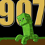 Minecraft Server icon for project907