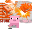 Minecraft Server icon for Redstone Oinkcraft