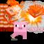 Minecraft Server icon for Redstone Oinkcraft