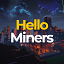 Minecraft Server icon for HelloMiners - Modern City Economy