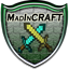 Minecraft Server icon for MadInCRAFT