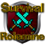 Minecraft Server icon for Survival rolemine