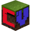 Minecraft Server icon for Cubeville