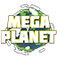 Minecraft Server icon for MEGA Planet