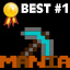Minecraft Server icon for PickaxeMania