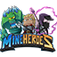 Minecraft Server icon for mineheroes.net | SKYBLOCK + FACTIONS RESET | Cash Prizes