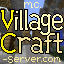 Minecraft Server icon for Villagecraft