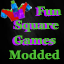 Minecraft Server icon for Fun Square Games
