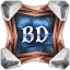 Minecraft Server icon for Blockdrop