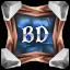 Minecraft Server icon for Blockdrop