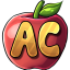 Minecraft Server icon for 🍎⛏️ APPLECRAFT! ⛏️🍎