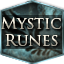 Minecraft Server icon for MysticRunes MMORPG