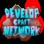 Minecraft Server icon for Mc-DevelopCraft Network