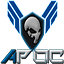 Minecraft Server icon for Apocalyptic Gaming 1.7.10-1.12