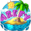 Minecraft Server icon for arefy