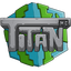 Minecraft Server icon for TitanReborn - 1.8 to 1.12
