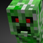 Minecraft Server icon for Iron Creeper
