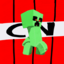Minecraft Server icon for Creeper Network