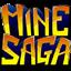 Minecraft Server icon for MineSaga