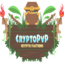 Minecraft Server icon for CryptoPvP | Crypto Currency | Gambling | Custom Enchants