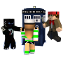 Minecraft Server icon for PvPCraft - Just The Best Minecraft Server