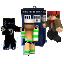 Minecraft Server icon for PvPCraft - Just The Best Minecraft Server
