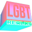 Minecraft Server icon for LGBT Realms