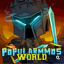 Minecraft Server icon for PopularMMOs World
