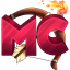 Minecraft Server icon for McAim [Brand new Survival Map Release!]