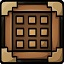Minecraft Server icon for KidzKraft