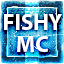 Minecraft Server icon for FishyMC