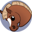 Minecraft Server icon for HorseCraft