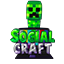 Minecraft Server icon for SocialCraft 2019