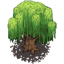 Minecraft Server icon for WillowCraft