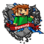 Minecraft Server icon for PixWorld
