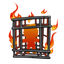 Minecraft Server icon for FlameMC