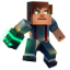 Minecraft Server icon for Astro