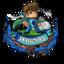 Minecraft Server icon for SkyWorks
