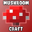 Minecraft Server icon for MushroomCraft