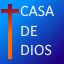 Minecraft Server icon for Casa de Dios