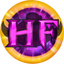 Minecraft Server icon for Hallowed Fantasy