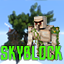 Minecraft Server icon for Galaxy Network
