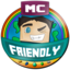 Minecraft Server icon for MCFriendly