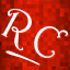 Minecraft Server icon for RedCrafted