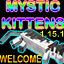 Minecraft Server icon for Mystic Kittens