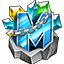 Minecraft Server icon for Mortal Mines