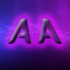 Minecraft Server icon for Amethyst Aurora