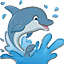 Minecraft Server icon for Dolphinland