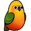 Minecraft Server icon for Parrot Paradise